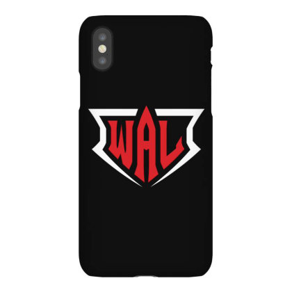 World Armwrestling League Iphonex Case Designed By Felicity