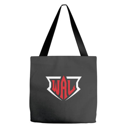 World Armwrestling League Tote Bags Designed By Felicity