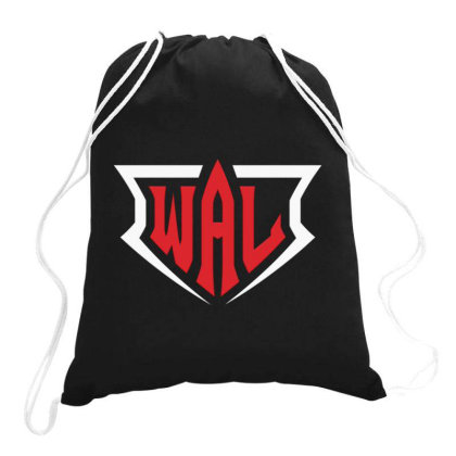 World Armwrestling League Drawstring Bags Designed By Felicity