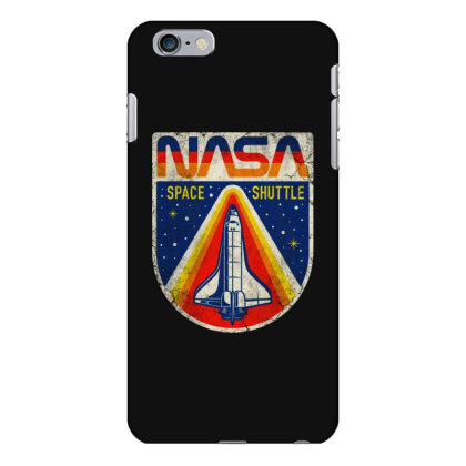 Nasa Vintage Iphone 6 Plus/6s Plus Case Designed By Colorfull Art