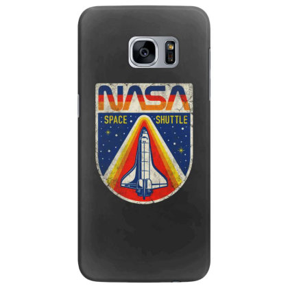 Nasa Vintage Samsung Galaxy S7 Edge Case Designed By Colorfull Art