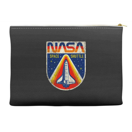 Nasa Vintage Accessory Pouches Designed By Colorfull Art