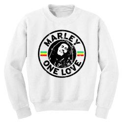 bob marley Youth Sweatshirt | Artistshot
