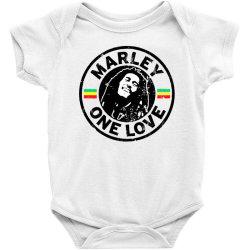 bob marley Baby Bodysuit | Artistshot