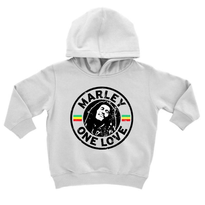 Bob Marley Toddler Hoodie | Artistshot
