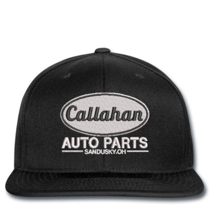 Callahan Embroidered Hat Snapback Designed By Madhatter