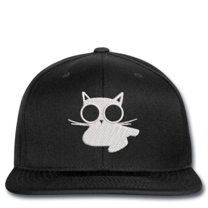 Kıttıy Embroidered Hat Snapback Designed By Madhatter