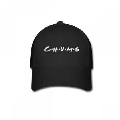 C.h.u.m.s Embroidered Hat, Baseball Cap Designed By Madhatter