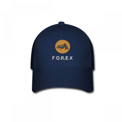F.o.r.e.x Embroidered Hat Baseball Cap Designed By Madhatter