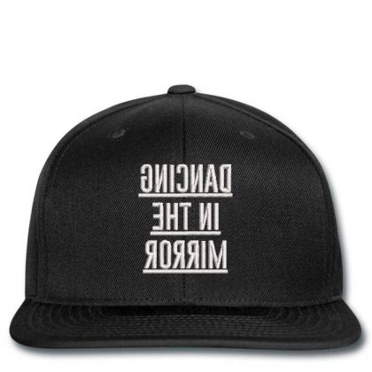 Dancing Embroidered Hat Snapback Designed By Madhatter