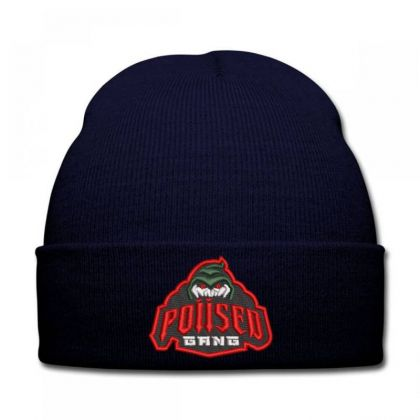 Poiised Gang Knit Cap Designed By Madhatter