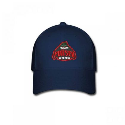 Poiised Gang Baseball Cap Designed By Madhatter