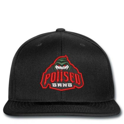 Poiised Gang Snapback Designed By Madhatter