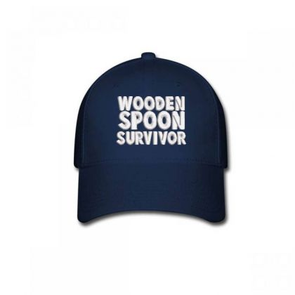 Wooden Spoon Survivor Embroidered Hat Baseball Cap Designed By Madhatter