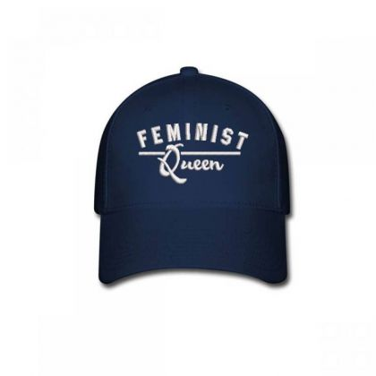 Feminist Queen Embroidered Hat Baseball Cap Designed By Madhatter
