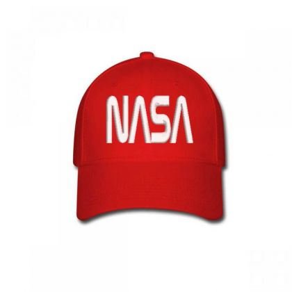Nasa Embroidered Hat Baseball Cap Designed By Madhatter