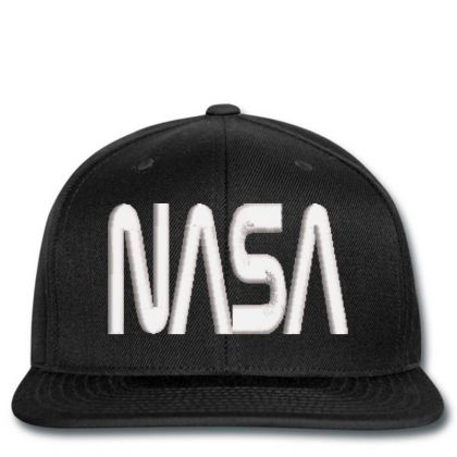 Nasa Embroidered Hat Snapback Designed By Madhatter