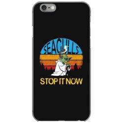 retro vintage seagulls stop it now iPhone 6/6s Case | Artistshot