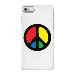 PEACE LOGO iPhone 7 Case | Artistshot
