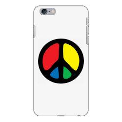 PEACE LOGO iPhone 6 Plus/6s Plus Case | Artistshot