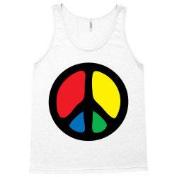 PEACE LOGO Tank Top | Artistshot