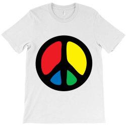 PEACE LOGO T-Shirt | Artistshot