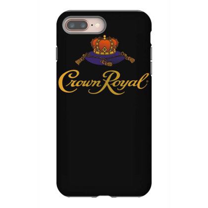 Crown Royal Iphone 8 Plus Case Designed By Erni