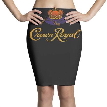Crown Royal Pencil Skirts Designed By Erni