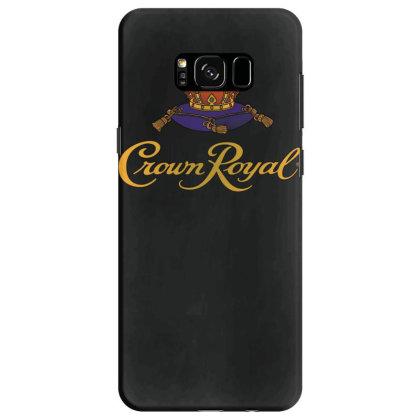 Crown Royal Samsung Galaxy S8 Case Designed By Erni