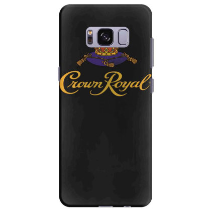 Crown Royal Samsung Galaxy S8 Plus Case Designed By Erni
