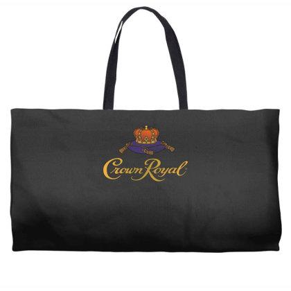 Crown Royal Weekender Totes Designed By Erni