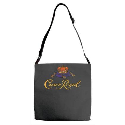 Crown Royal Adjustable Strap Totes Designed By Erni