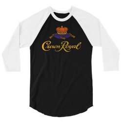 crown royal 3/4 Sleeve Shirt | Artistshot