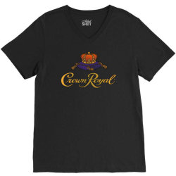 crown royal V-Neck Tee | Artistshot