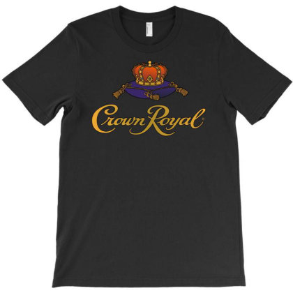 Crown Royal T-shirt Designed By Erni