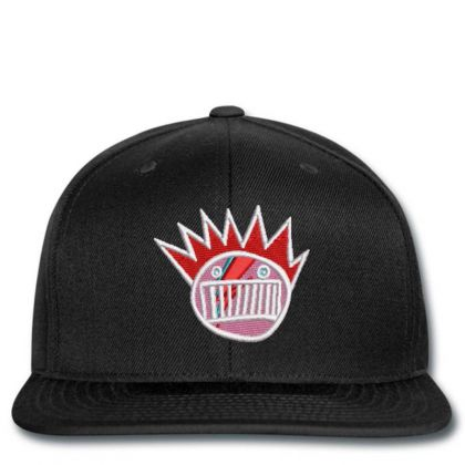 Crazy Embroidered Hat Snapback Designed By Madhatter