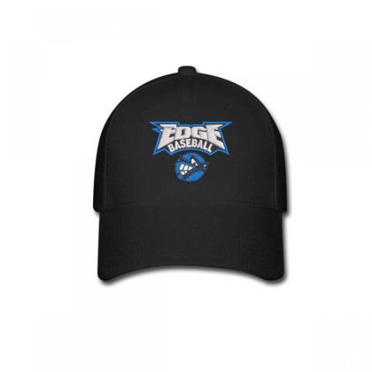 Edge Baseball Embroidered Hat Baseball Cap Designed By Madhatter