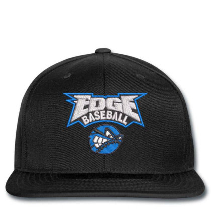 Edge Baseball Embroidered Hat Snapback Designed By Madhatter