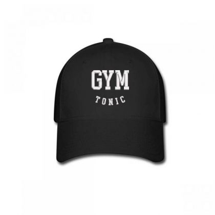 Gym Tonic Embroidered Hat Baseball Cap Designed By Madhatter