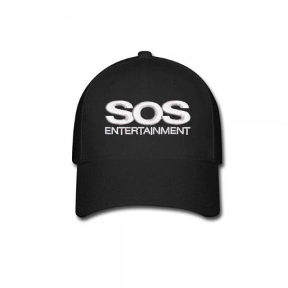Sos Entertainment Embroidered Hat Baseball Cap Designed By Madhatter