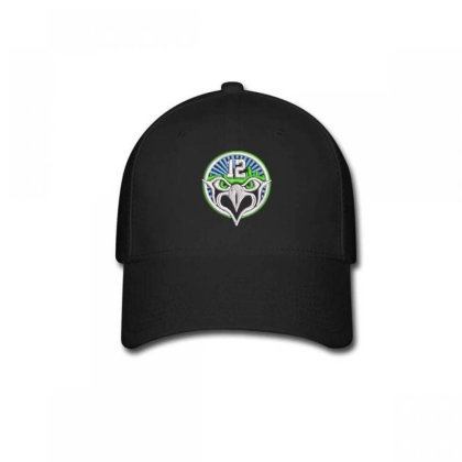 12 Eagle Embroidered Hat Baseball Cap Designed By Madhatter