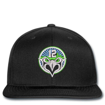 12 Eagle Embroidered Hat Snapback Designed By Madhatter