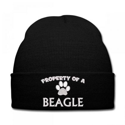 Beagle Knit Cap Designed By Madhatter