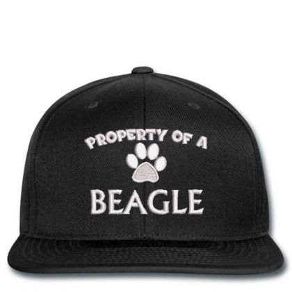 Beagle Snapback Designed By Madhatter