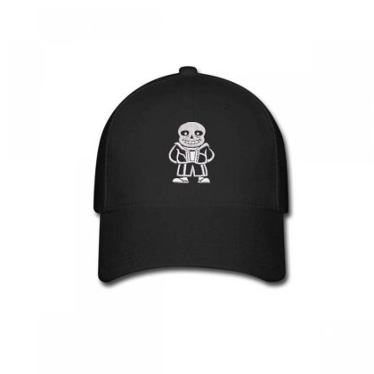 Bald Man Embroidered Hat Baseball Cap Designed By Madhatter