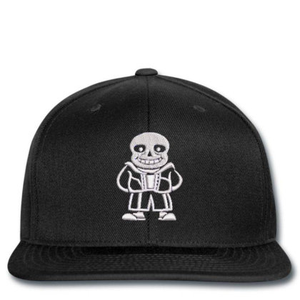 Bald Man Embroidered Hat Snapback Designed By Madhatter