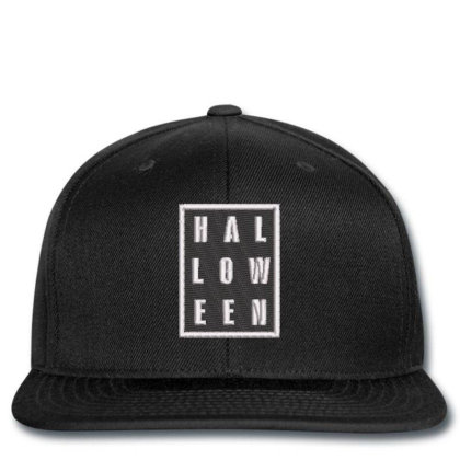 Halloween Embroidered Hat Snapback Designed By Madhatter