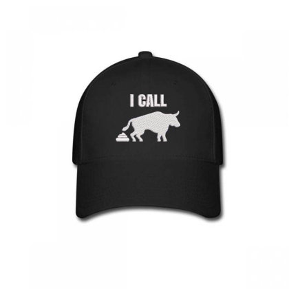 I Call Embroidered Hat Baseball Cap Designed By Madhatter