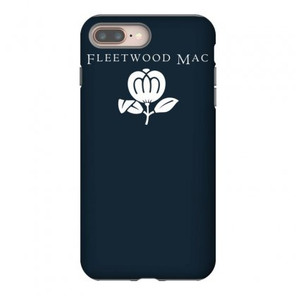 Fleetwood Mac Band Logo Iphone 8 Plus Case Designed By Thesamsat