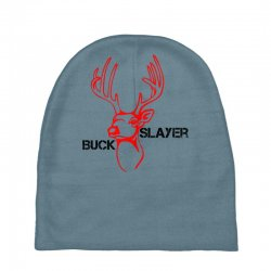 buck slayer Baby Beanies | Artistshot